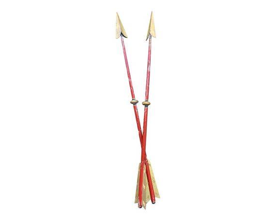 SHOP HOME DECOR NOW! Vintage Arrows For Sale / Antique Wood Arrows by Heathertique