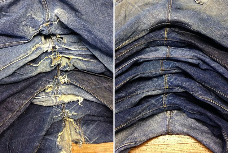 Indigo Proof Mail-In Denim Repair Service Now Open for Business. Go to: http://hddls.co/indigo-proof-open