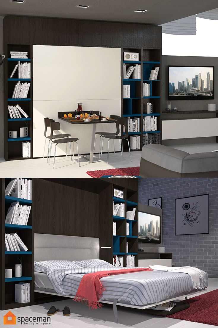 Perfect For A Studio Apartment, Or A Study Where Two Or More People Share A