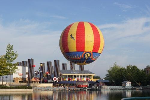 PanoraMagique @ Disneyland Paris