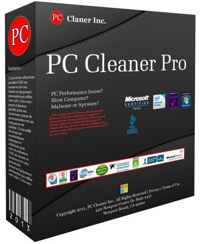 PC Cleaner Pro Latest Version Free Download