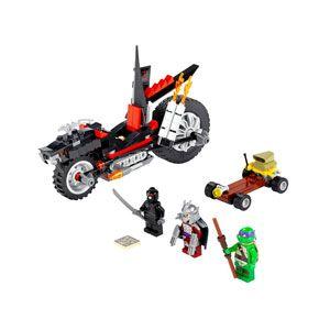 Teenage Mutant Ninja Turtles Shredder's Dragon Bike from LEGO