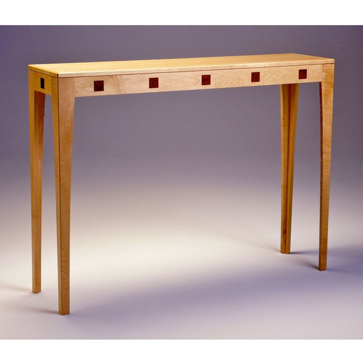 Squares Console Table by Anton Gerner - bespoke contemporary furniture melbourne