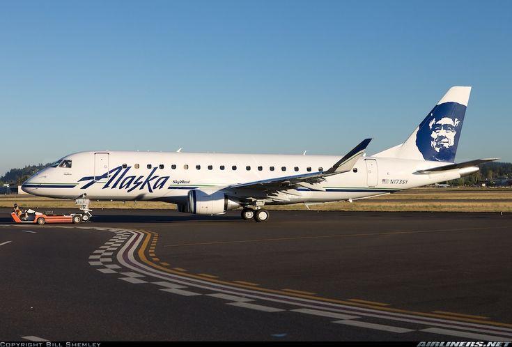 Alaska Airlines (SkyWest Airlines) Embraer E-175LR