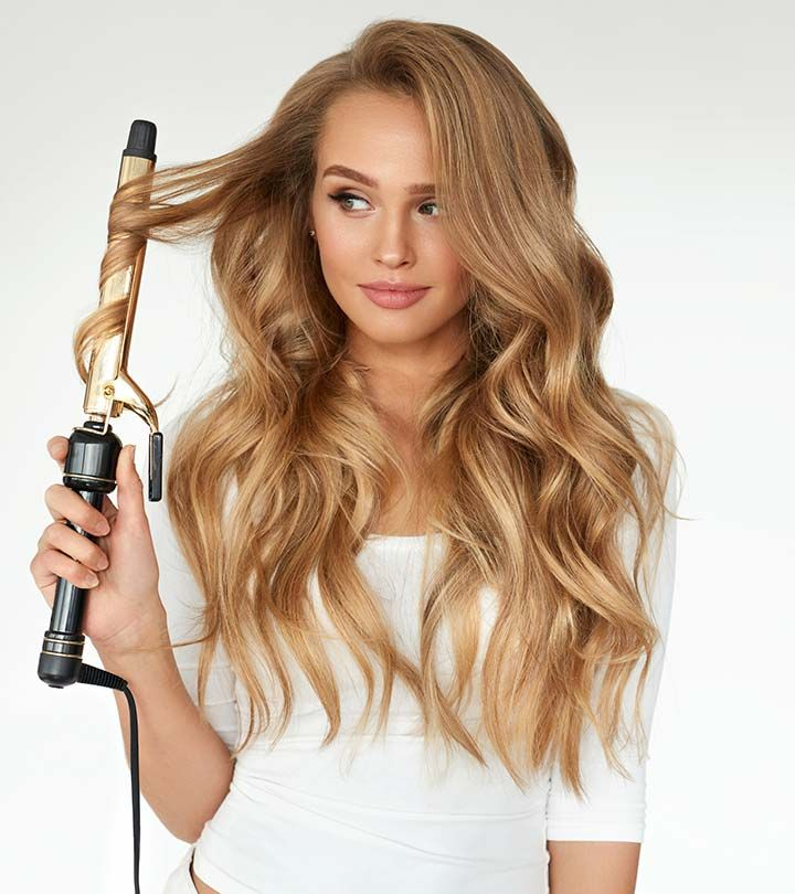 41++ Loose curls with curling iron ideas