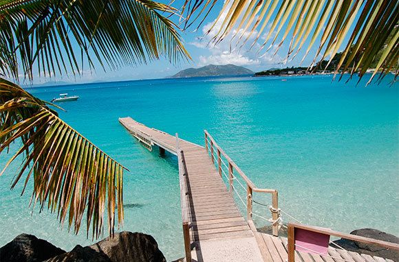 Tips on how to travel the Carribbean on the cheap..think camping in an eco-tent in St. Thomas on the beach...I'm down!