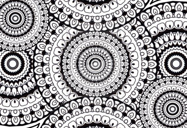 Zentangle Circles Doodle Drawing by *KathyAhrens on deviantART ...