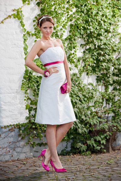 251 best BRAUTKLEID & STANDESAMT & MODERN & SHORT DRESSES images on ...