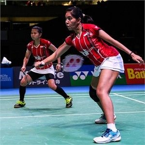 Greysia Polii & Nitya Krishinda Maheswari Win First Superseries Title at Korean Open