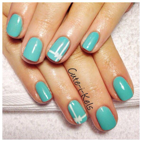 Tiffany Blue Nail Art: 51 Best Cute-i-kels Images On Pinterest