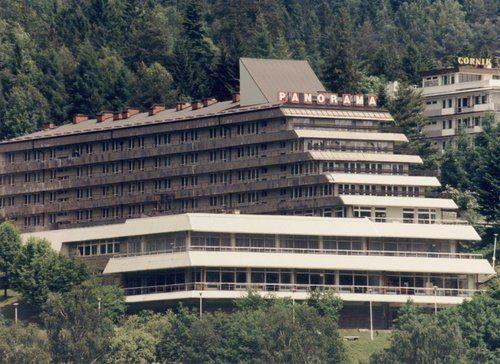 Znalezione obrazy dla zapytania hotel panorama krynica