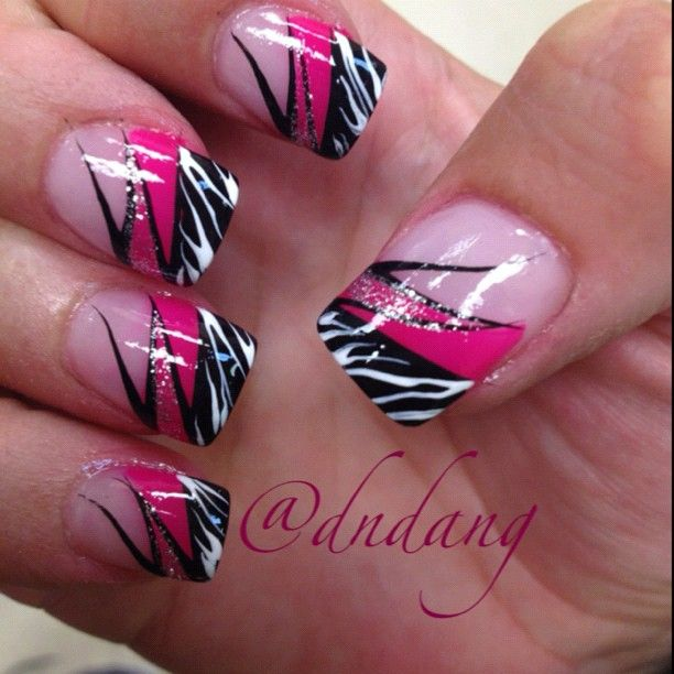 I don't usually like animal print, but these are really cute
