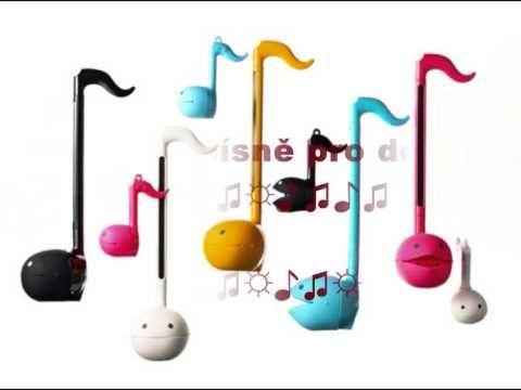 Lidové písně pro děti