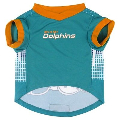 NFL Miami Dolphins Pet Performance T-Shirt - X Small