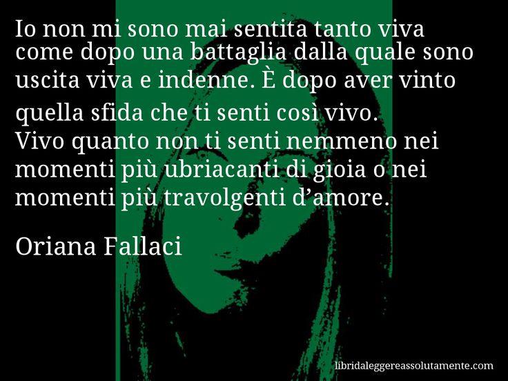 Cartolina con aforisma di Oriana Fallaci (7)