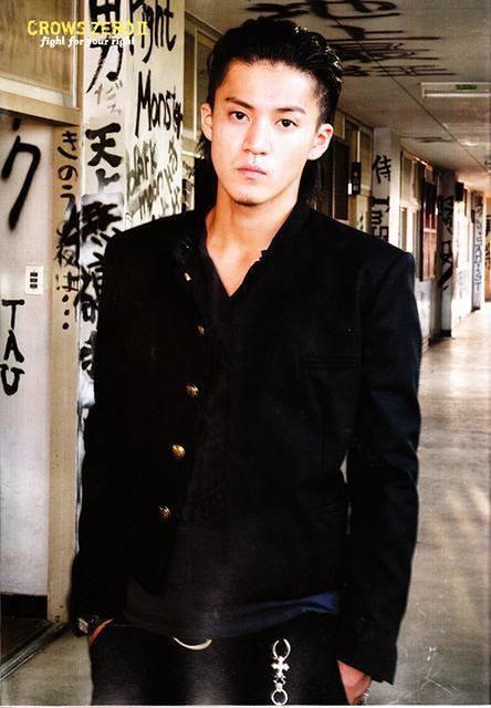 Oguri Shun - Crows Zero 2 [Gyao, Nov 2008] | Takiya Genji