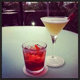#chilliandcoconutmartini Chilli and Coconut Martini from Italian at the Pacific, Byron Bay via mintandfizz.blogspot.com #mintandfizz #drinkstable #byronbay