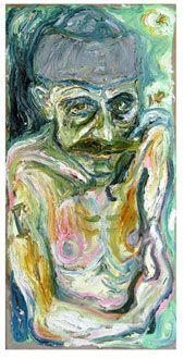 Untilted/Self-portrait, 2004, Billy Childish