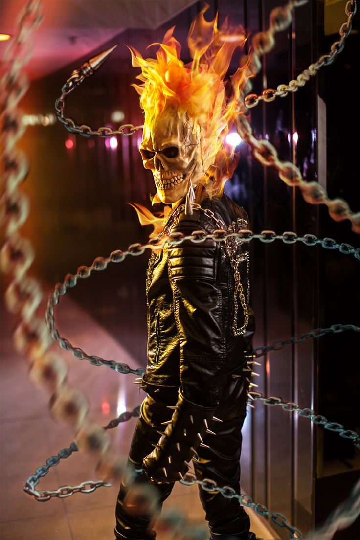 Ghost Rider 02 by AbsoluteZero666.deviantart.com on @DeviantArt