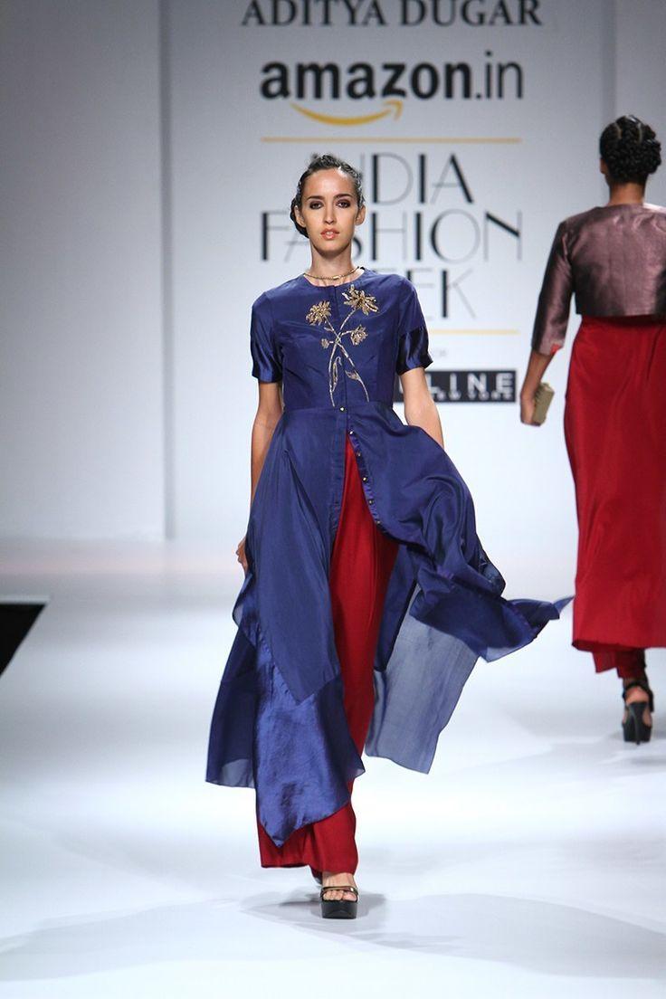 Aditya Dugar- Amazon India Fashion Week, Spring/ Summer 2016