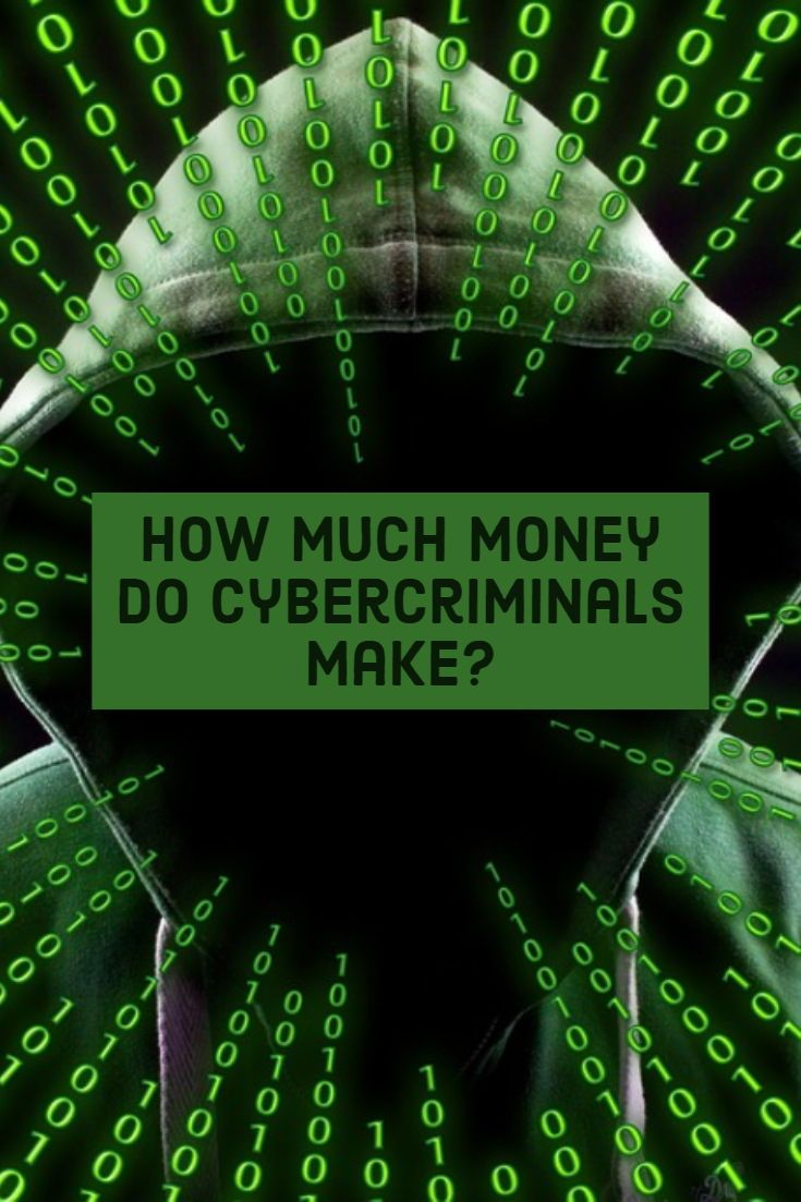Turns Out, (Cyber) Crime Does Pay | Cybersecurity | Cyber