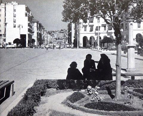 Πλατεία Αριστοτέλους 1960-61