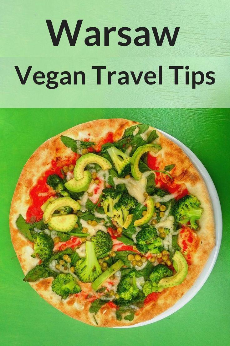Warsaw vegan travel tips