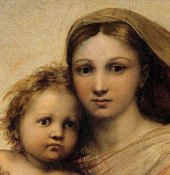 9 загадок «Сикстинской мадонны» Рофаэля