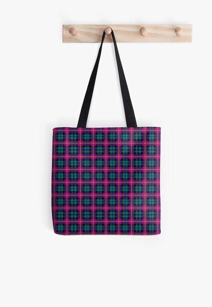 'TARTAN FASHION 5' Tote Bag by tartans