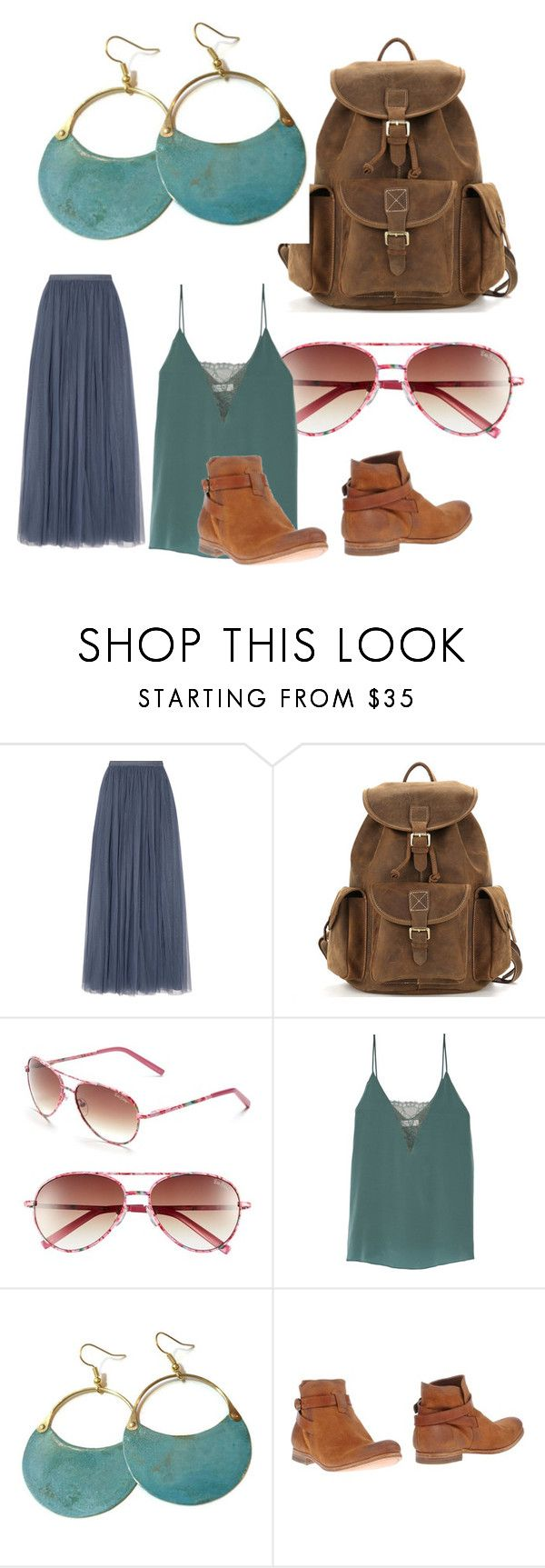"""Thursday night show"" by delladammusic ❤ liked on Polyvore featuring Needle & Thread, Lilly Pulitzer, Bailey 44 and n.d.c."