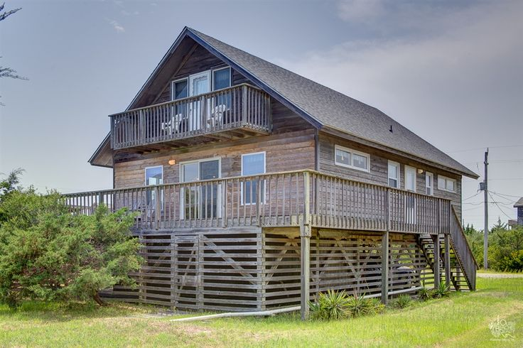 39 best beach houses images on pinterest outer banks for Hatteras cabins rentals