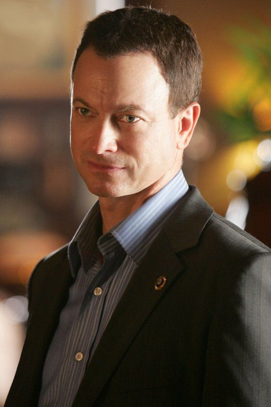 Gary Sinise (as Mac Taylor) in CSI New York
