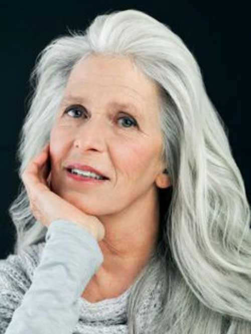 If you always dreamed about great hairstyles for women over 50 that will make you look like a goddess, try this 15 Good Haircuts...