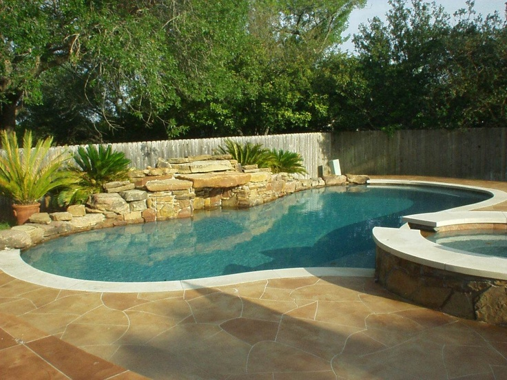 17 mejores im genes sobre piscinas en pinterest patios for Piscina wave
