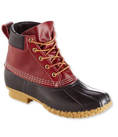 Women's Small Batch L.L.Bean Boots, 6