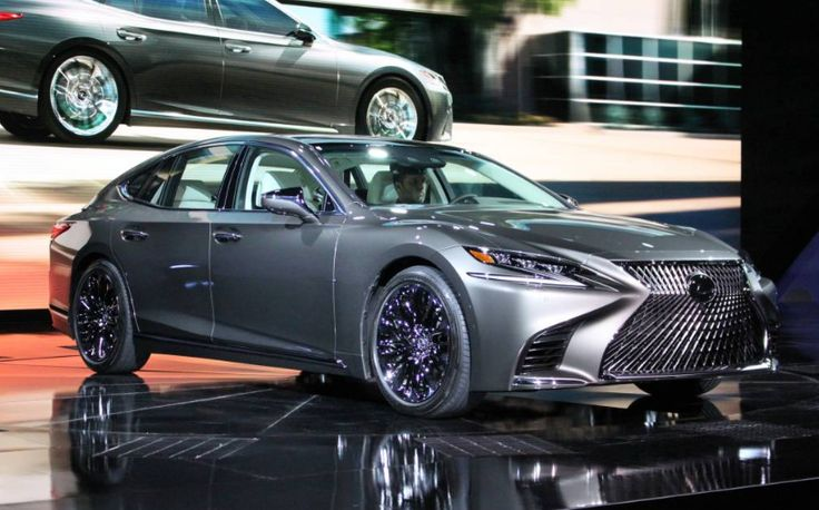 2018 Lexus LS 500 - Lexus' largest car is prepared to earn the hop from a stodgy luxo-canal watercraft to a sports and powerful sporting activity sedan