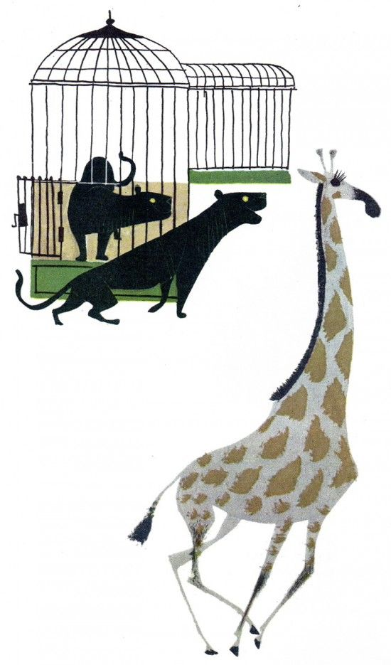The Animal Fair Written  Illustrated by Alice Provensen  Martin Provensen
