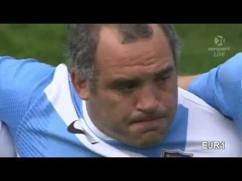 Pumas Himno-Argentina Rugby Anthem in Mendoza