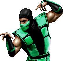 Ultimate Mortal Kombat 3: Reptile