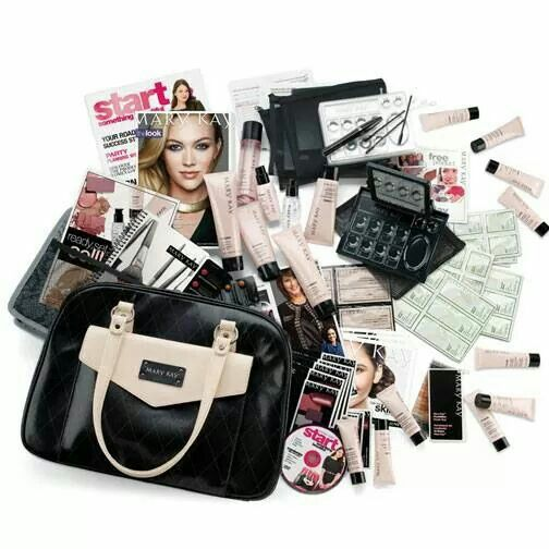 Mary Kay Starter Kit....now just $75!!!  What a deal on something that can CHANGE your life!! www.marykay.com/caturner