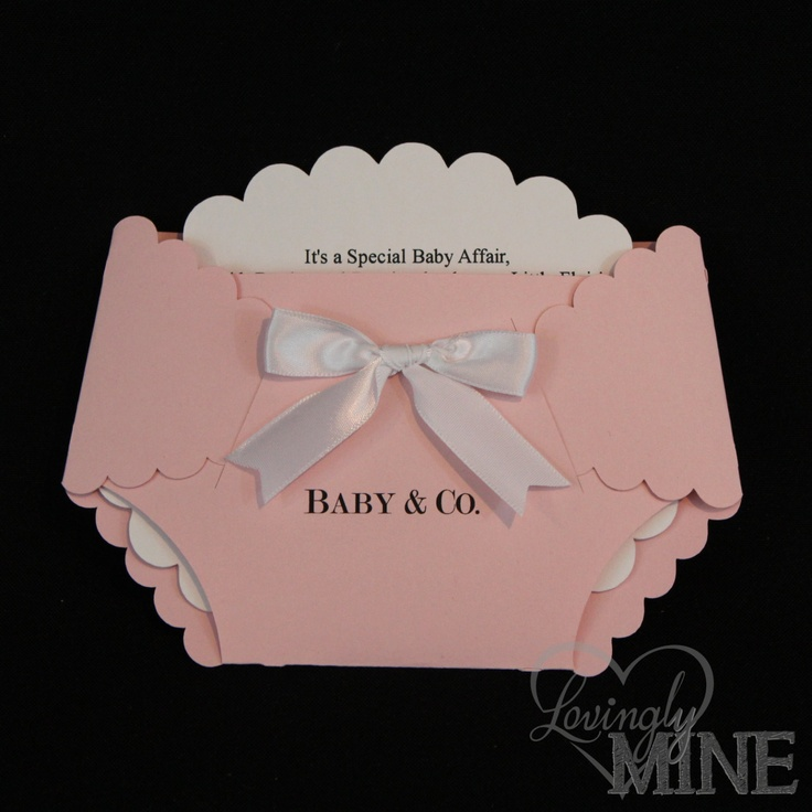 Best Baby Cards  Invitations Images On   Handmade