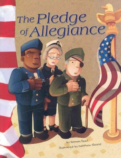 Many kids say the Pledge of Allegiance every day in school. But what does it mean and where did it come from? Francis Bellamy wrote it more than 100 years ago. Join Bellamy in The Pledge of Allegiance