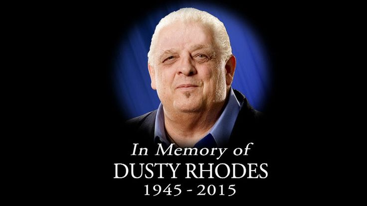 WWE's tribute video for Dusty Rhodes. It brought a tear to my eye, but what really made the tears flow was hearing Renee Young crying after it aired at Money in the Bank. R.I.P. Dusty.