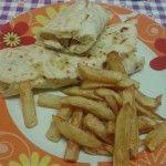 Fajitas di pollo