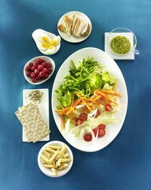 Der beste Schlank-Salat der Welt