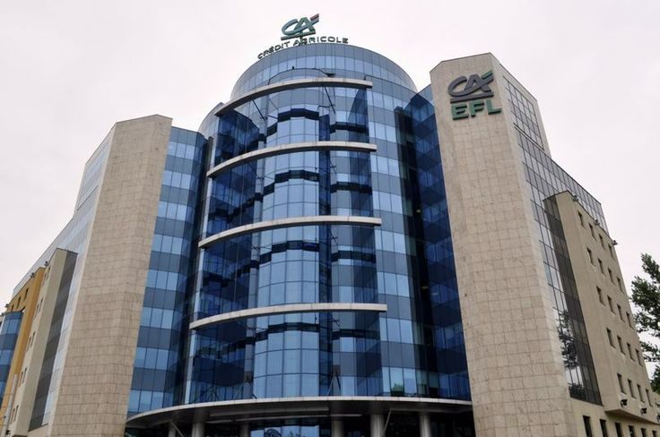 Siedziba EFL i Credit Agricole przy pl. Orląt Lwowskich