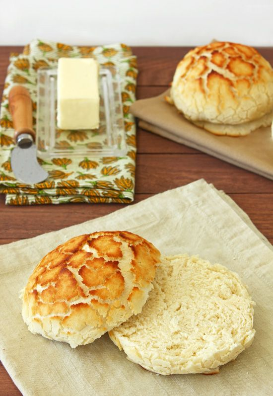 Dutch Crunch Rolls aka Tiger Bread from Confessions of a Bright-Eyed Baker. make a sandwich with this shit asap.