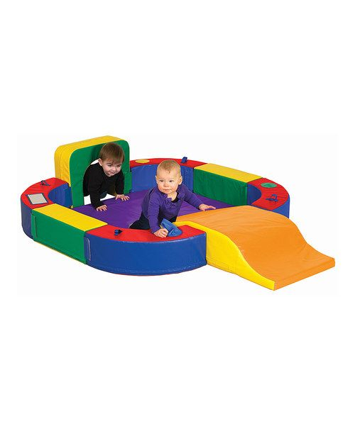 Look At This Tunnel Infant Gross Motor Church Nursery