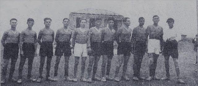 Santeos: Η Πρώτη ποδοσφαιρική ομάδα του Ποντιακού 1930-31