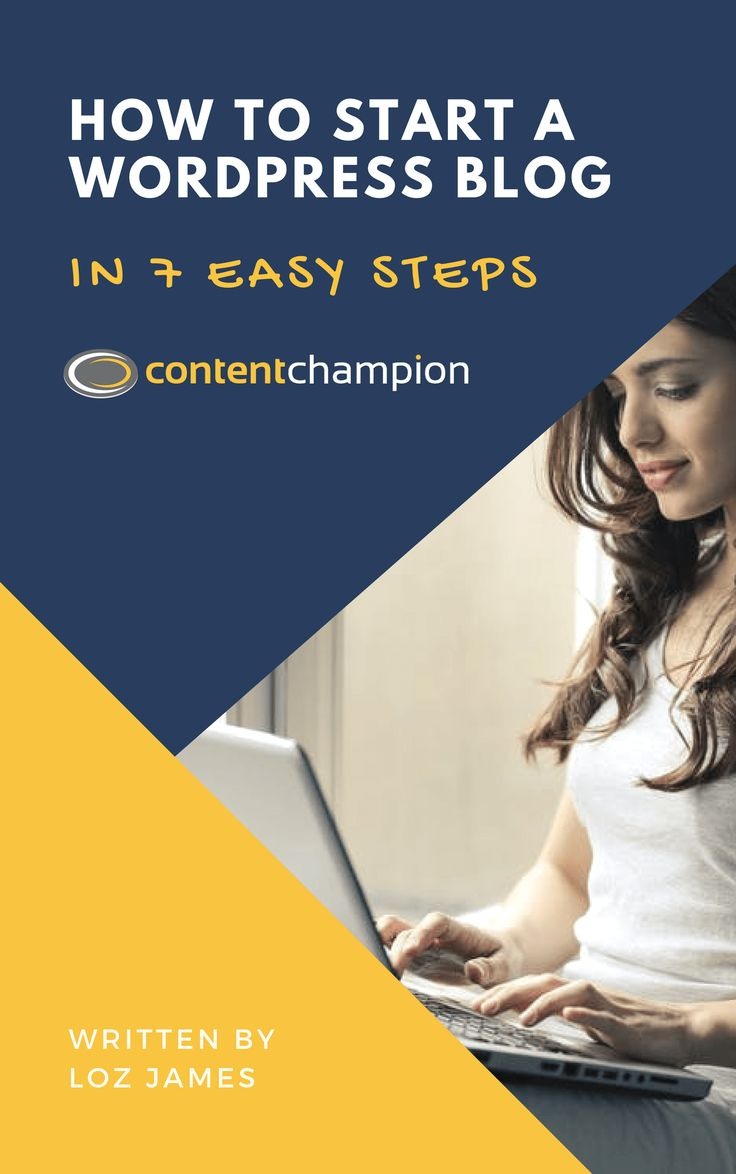 How To Start a WordPress Blog in 7 Easy Steps fme Magento Ex